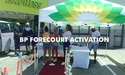 BP FORECOURT ACTIVATIONS