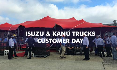 ISUZU & KANU TRUCKS CUSTOMER DAY