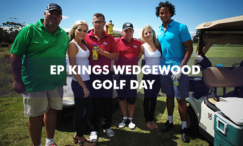 EP KINGS WEDGEWOOD GOLF DAY