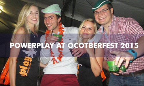 POWERPLAY AT OCTOBERFEST 2015