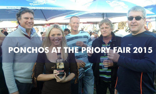 PONCHOS AT THE PRIORY FAIR 2015