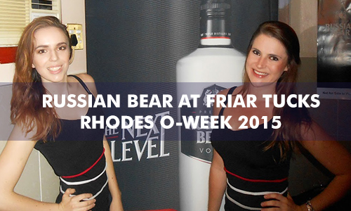 RUSSIAN BEAR AT FRIAR TUCKS – RHODES O-WEEK 2015