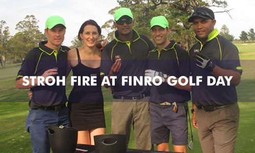 STROH FIRE AT FINRO GOLF DAY 2016