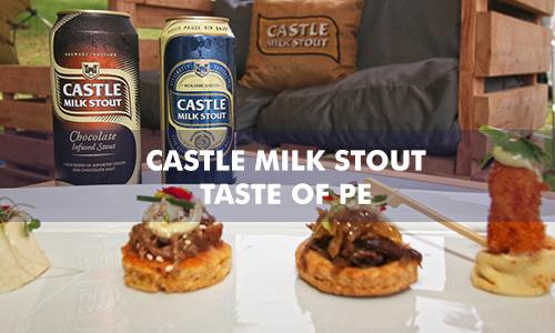 TASTE OF PE – CASTLE MILK STOUT