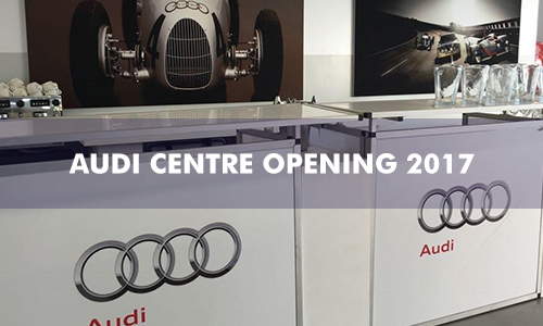 Audi Centre Opening 2017