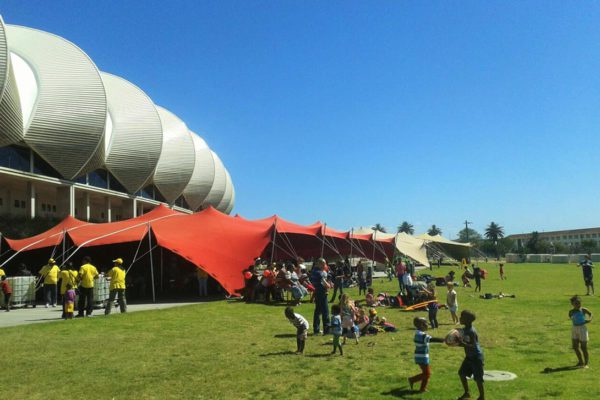 Nelson Mandela Bay Stadium – 24mx18m