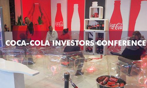 COCA COLA INVESTORS CONFERENCE