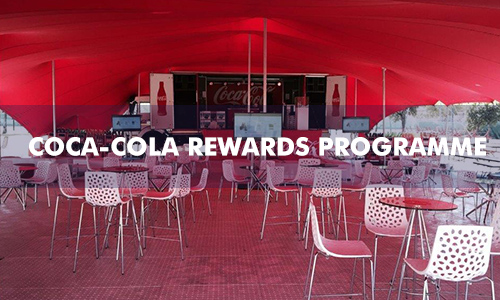 COCA COLA REWARDS PROGRAMME