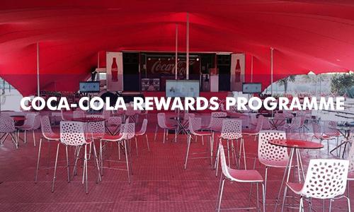 COCA COLA REWARDS PROGRAMME