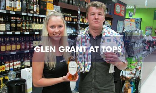 GLEN GRANT AT TOPS