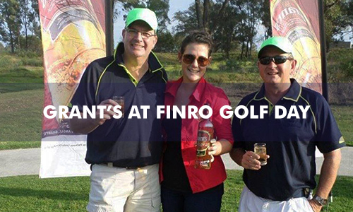 GRANT'S AT FINRO GOLF DAY