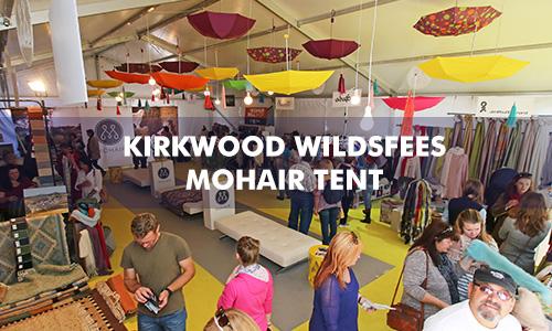 MOHAIR TENT – KIRKWOOD WILDSFEES