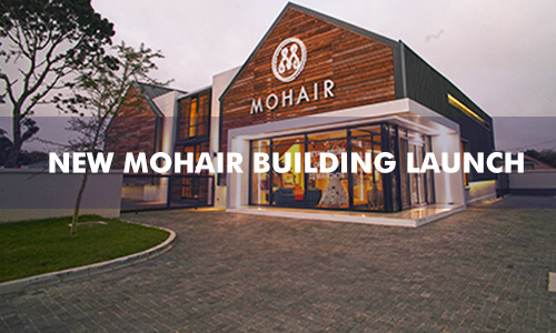 MOHAIR HEADQUARTERS BUILDING LAUNCH