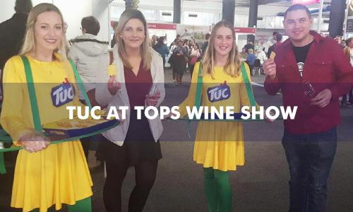 TUC AT SPAR TOPS WINE SHOW