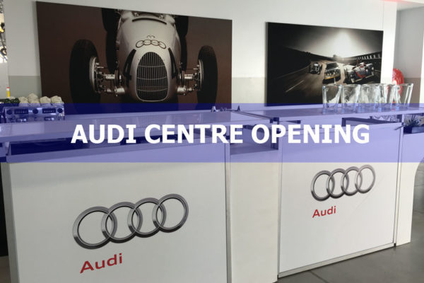 Audi Centre Opening