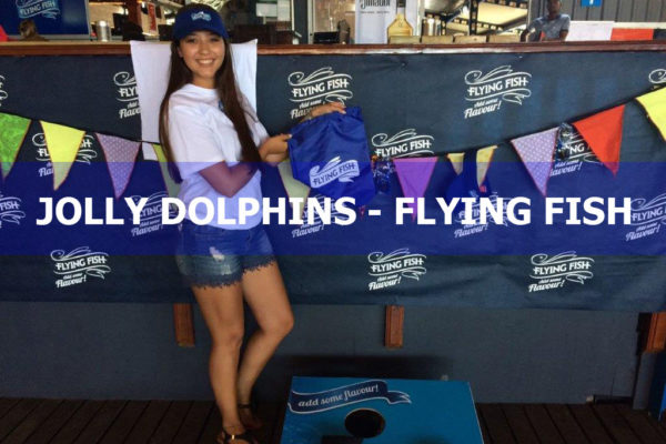 Flying Fish – Jolly Dolphins