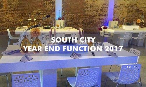 South City Year End Function