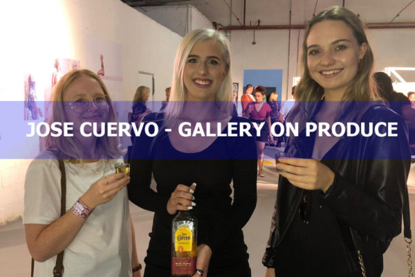JOSE CUERVO – GALLERY ON PRODUCE