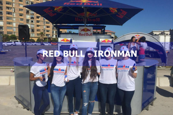RED BULL – IRONMAN