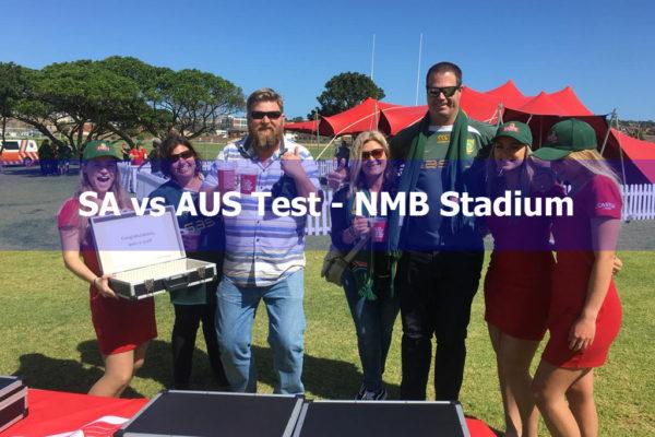 SA vs AUS TEST – NMB STADIUM