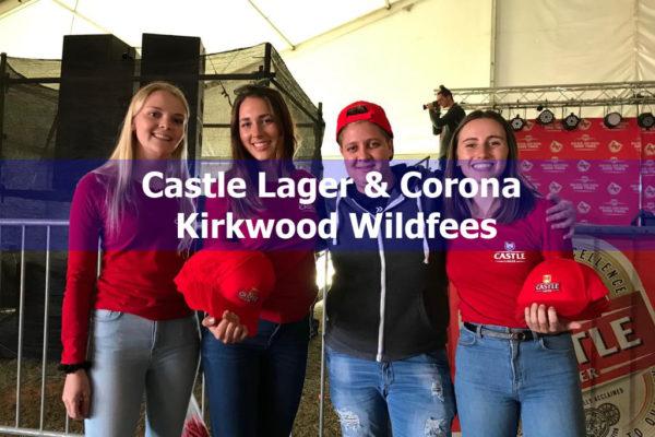 Castle Lager & Corona – Kirkwood Wildfees