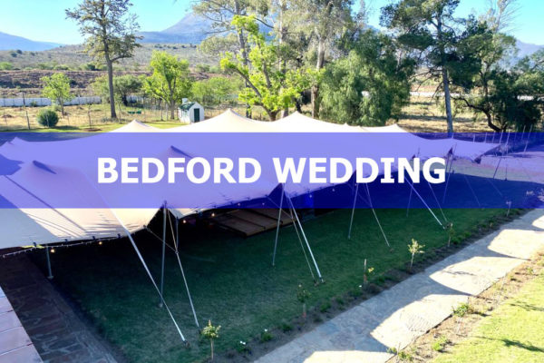 Bedford Wedding